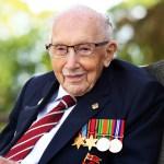 Capt. Sir Tom Moore