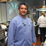 NEW YORK, NY - APRIL 29: Chef Floyd Cardoz attends The New York Culinary Experience - Day 2 at The International Culinary Center on April 29, 2012 in New York City.  (Photo by Neilson Barnard/Getty Images for The New York Culinary Experience)